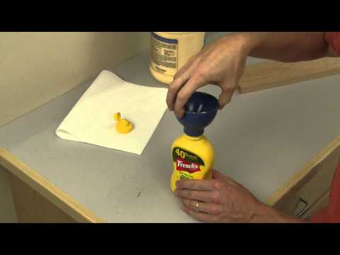 Making a Homemade Glue Bottle