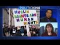 Eleanor Acer discusses Donald Trump's travel ban | Larry King Now | Ora.TV