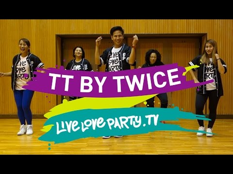 TT by Twice | Zumba® | Live Love Party
