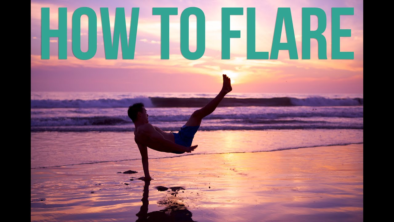 Learn How To Flare   Power Move Basics   Beginner's Guide