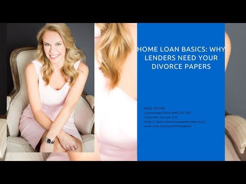 why-do-lenders-need-my-divorce-papers?!