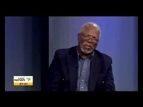 DR John Kani on his new play tittled Missing