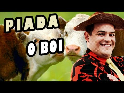 Matheus Ceará - Piada #13 - O Boi