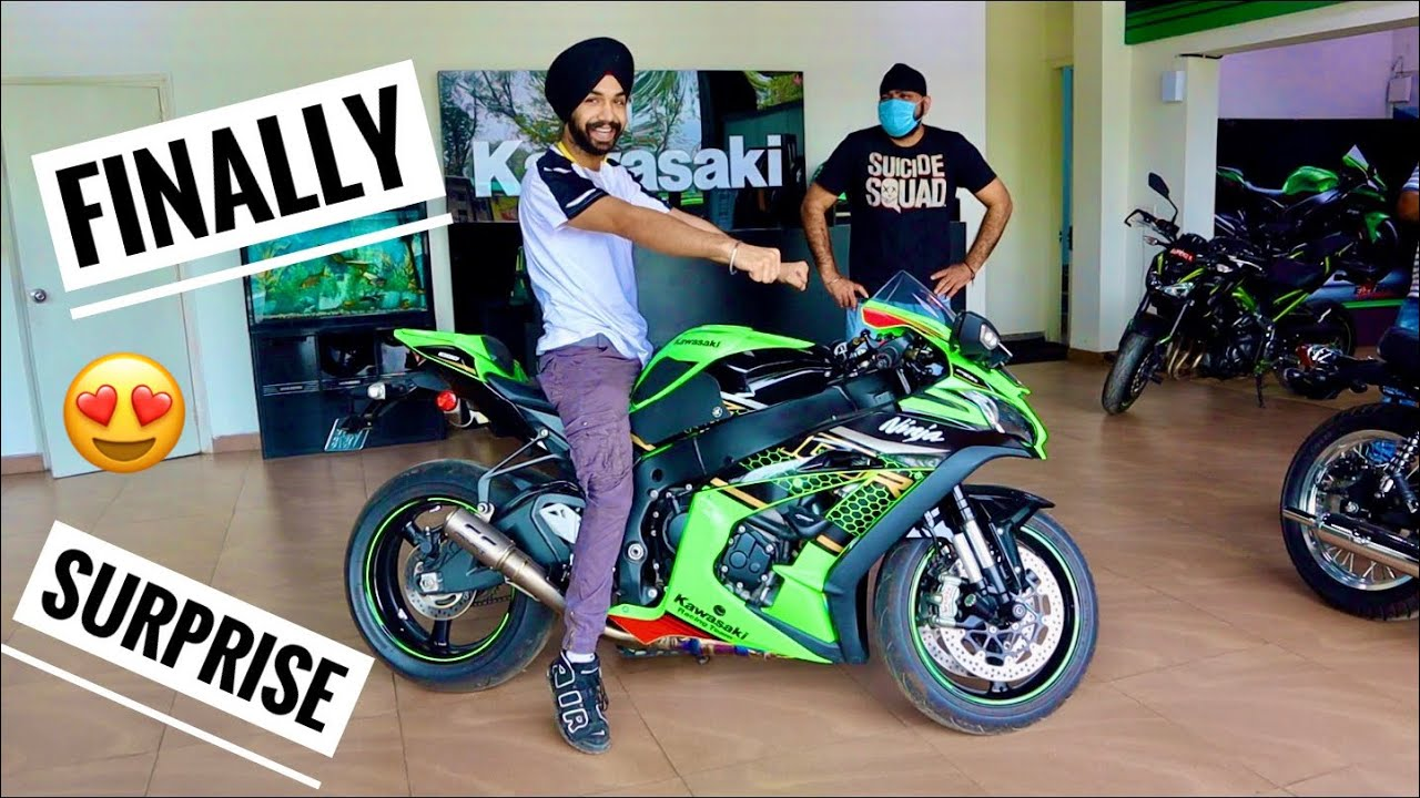 EXTREME Ride Starts on a BIG Superbike 😍 FINALLY after Ages 🙏🏻