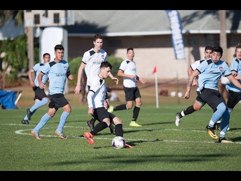 2018 NPSL Plsyer Showcase  West vs Northeast