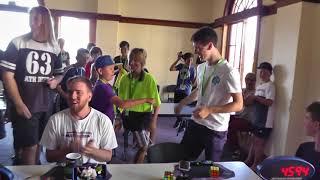 Rubik's Cube World Record - 4.59 seconds [Feliks Zemdegs]
