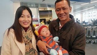 Em bé Việt được đến Mỹ chữa bệnh hiểm nghèo nhờ Facebook