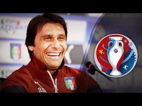 Top 10 EURO 2016 Managers | Loew, Deschamps & Conte!