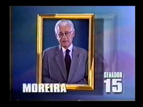 Moreira Franco: candidato ao Senado Federal.