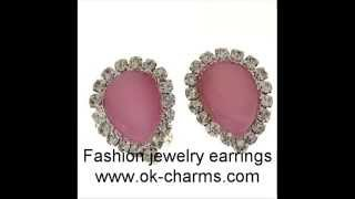 Costume earrings Wholesale online - OK CHARMS Thumbnail