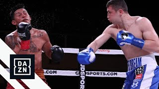Top 10 KOs On DAZN From March 2019
