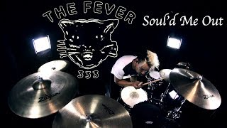 Gracias por ver mi Drum Cover de THE FEVER 333 - Soul'd Me Out! Si ...