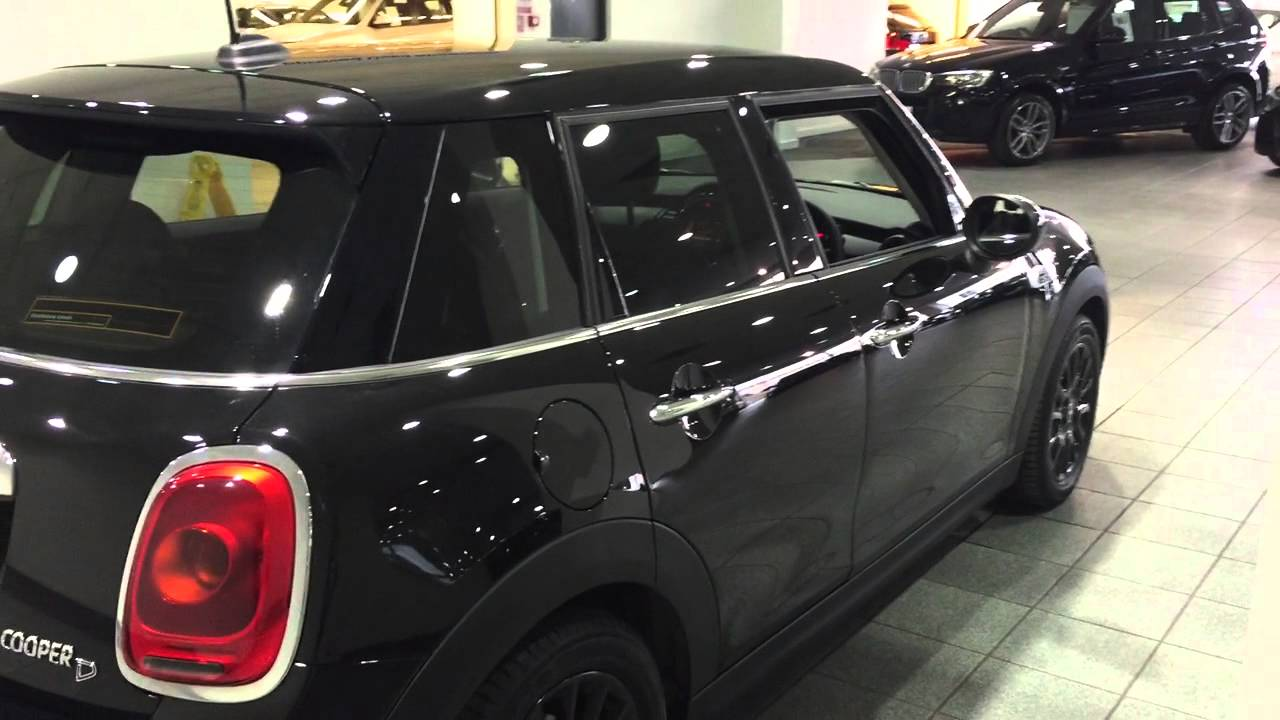 Mini cooper d 5 door hatch pictures - Mini Hatchback 1 5 Cooper D 5dr Chili Pack U2957