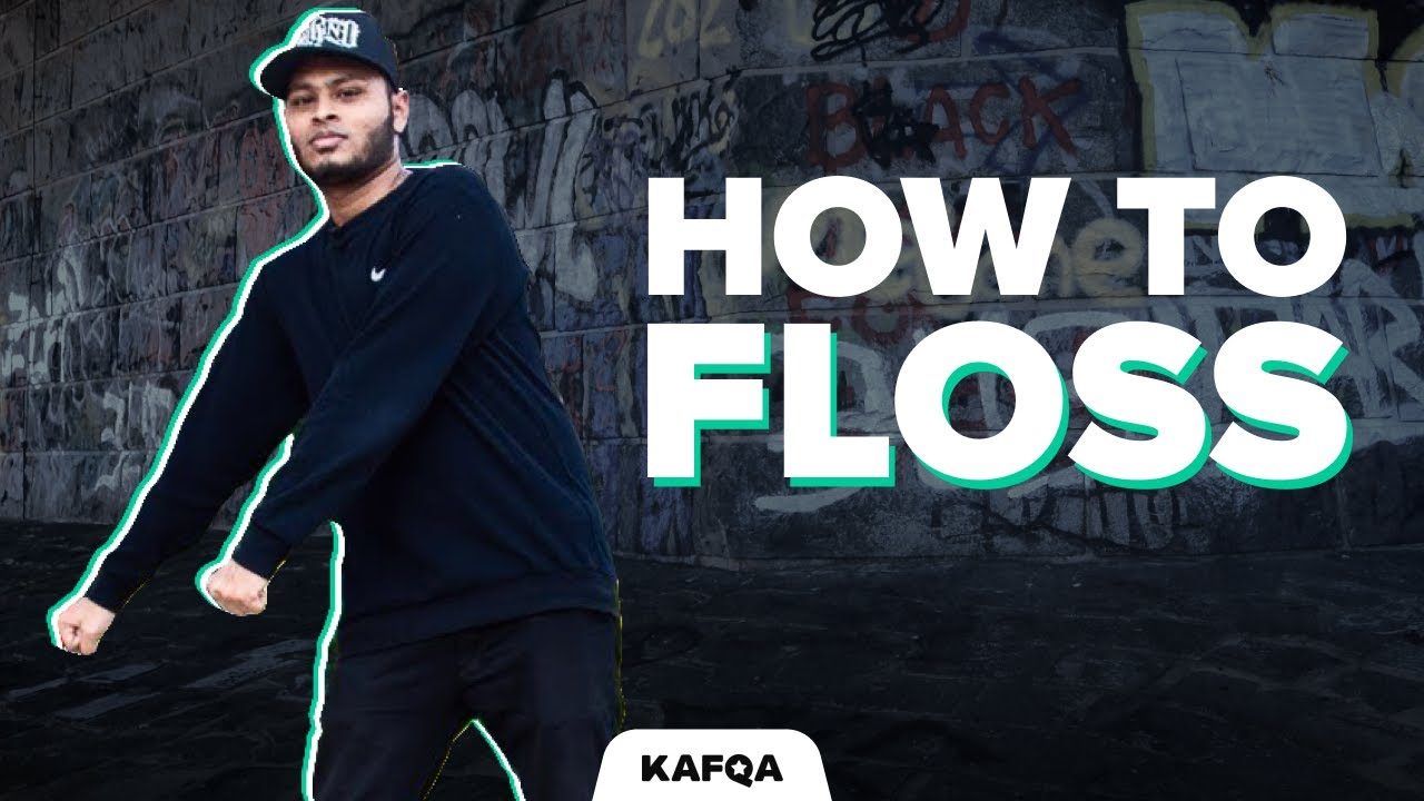 How to Floss Dance | Viral Dance Moves | TheVerb Tutorials - YouTube