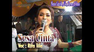 Gambar cover SESA CINTA  RITA TILA LIVE