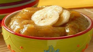 Doce de Banana sem Açúcar – Receitinha da Roça