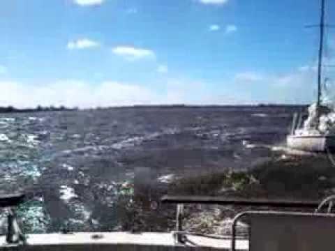 """Navegación por el Río Santa Lucia - URUGUAY, """"Trotamundo"""" @"""