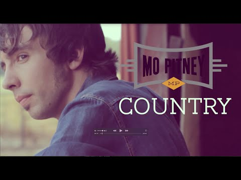 Mo Pitney - Country (Official Lyric Video)