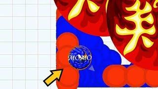 Agario Mobile i buy all primium skin Duo CANNON in rush Solo in class Agar.io