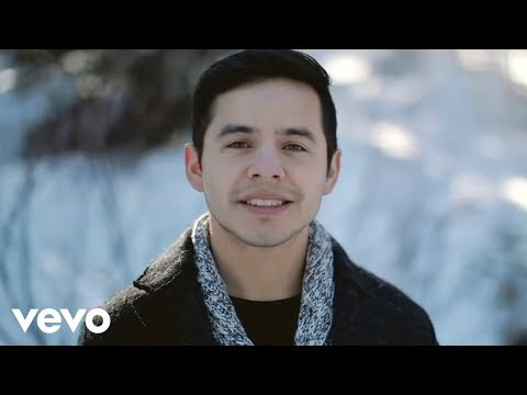David Archuleta - Winter in the Air (Official Music Video) Mp3