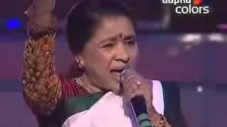 ASHA BHOSLE - live