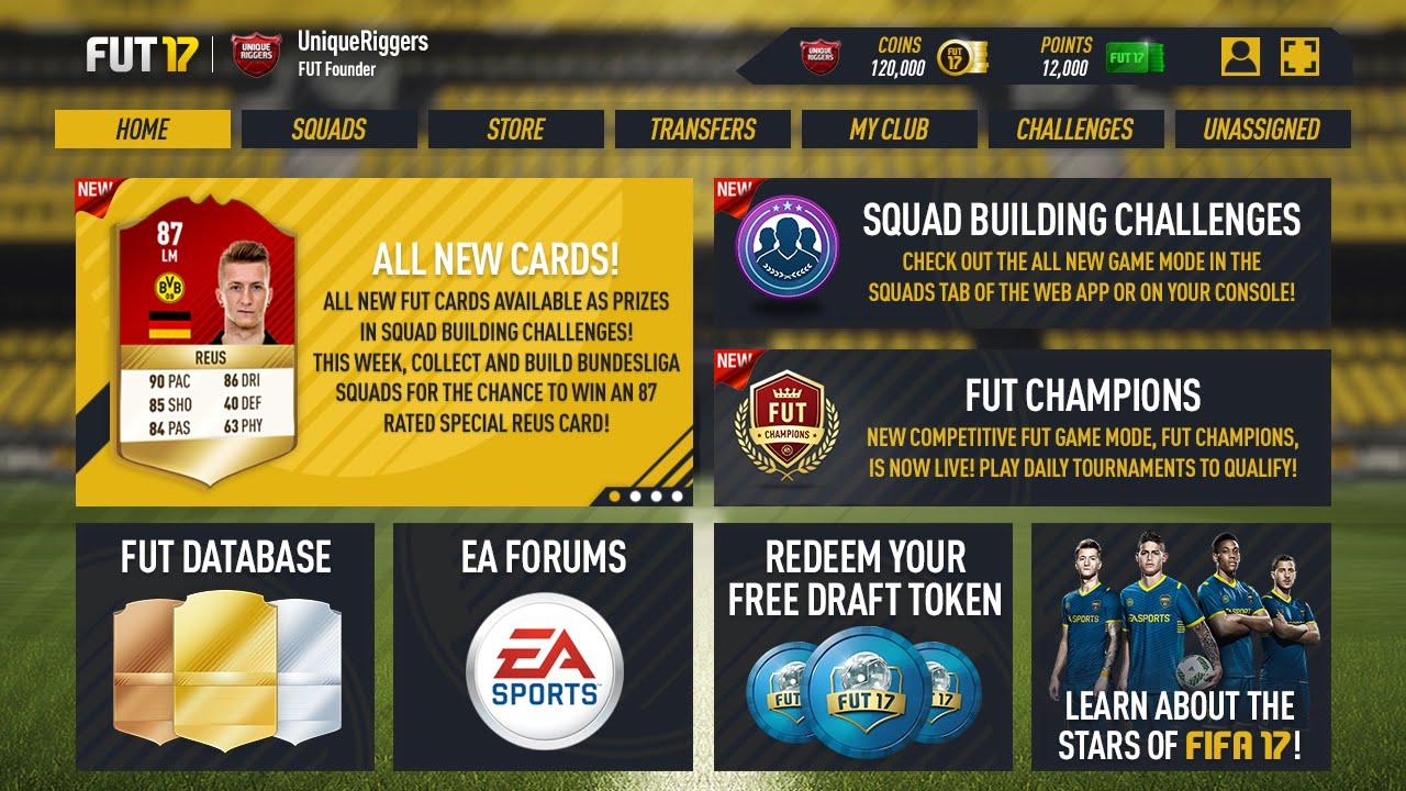 Fifa 17 Fifa Points Trick How To Get More Coins At The Start Of