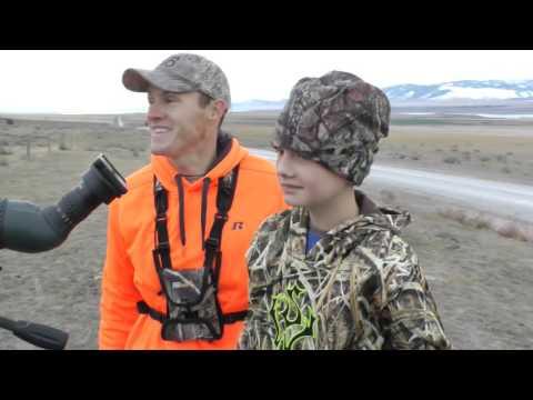 Lucas's Montana Hunt 2015