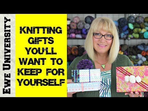 KNITTING GIFTS YOU'LL WANT TO KEEP FOR YOURSELF