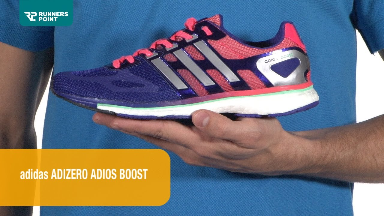 adidas energy boost damen test