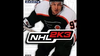 NHL 2K3 - PS2 2002 (Opening)