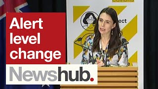 Jacinda Ardern confirms Auckland's move to COVID-19 alert level 3 | Newshub