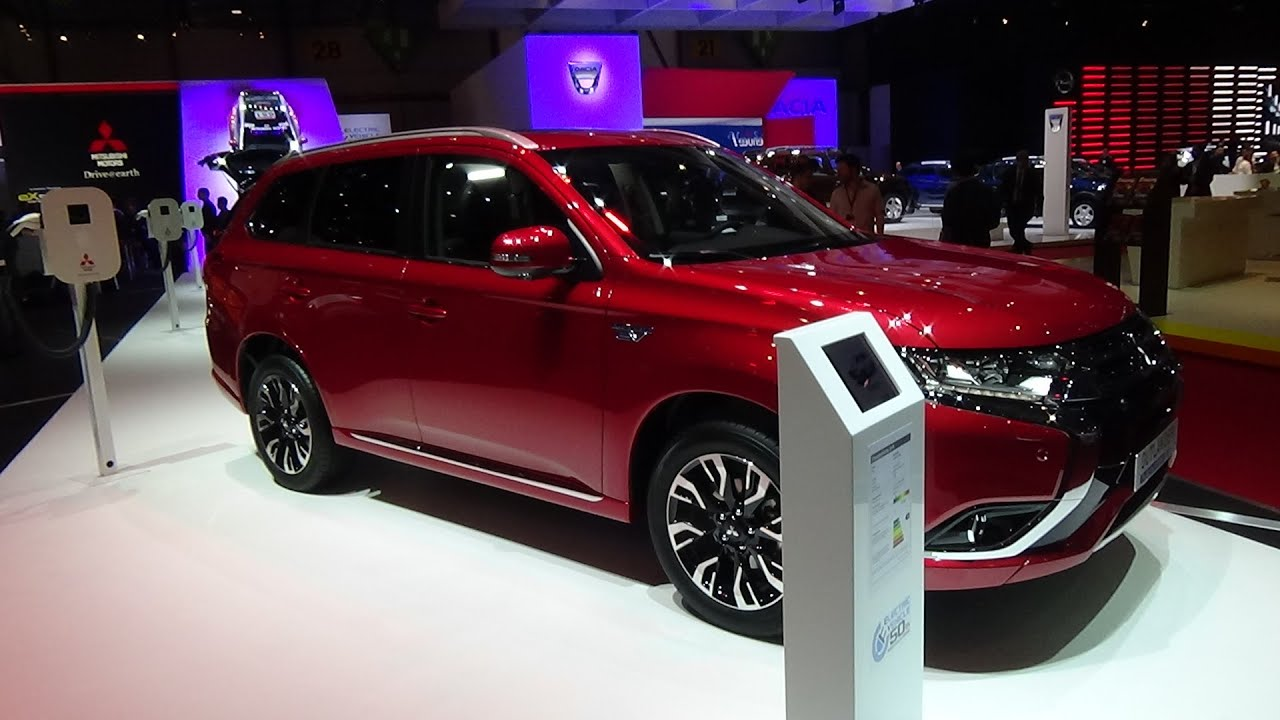 2016 mitsubishi outlander phev exterior interior and - Mitsubishi outlander 2016 interior ...