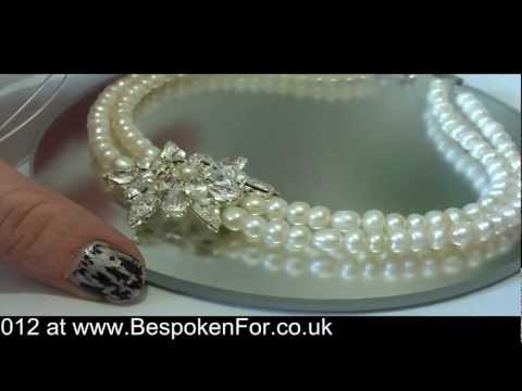 the Heirloom Bridal Jewellery Collection from Bespoken For