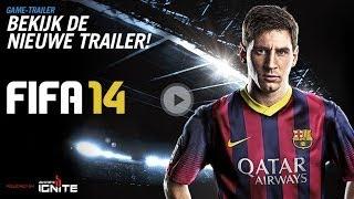 FIFA 14 Xbox One en PS4 Gameplay Trailer