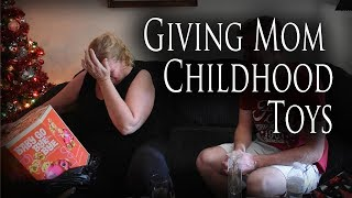 Giving Mom Her Childhood Toys