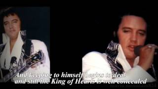 Download Elvis Presley -  Solitaire (Different Mix Master) with lyrics MP3 song and Music Video