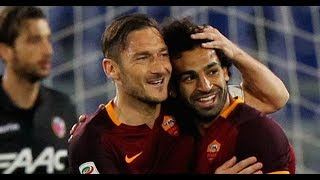 Francesco Totti reveals why Mohamed Salah is playing better for Liverpool than he did for Roma