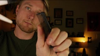 ASMR The Shave & Haircut Combo