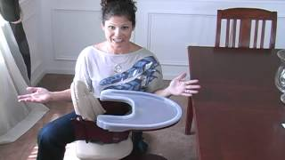 Baby Gizmo Review of the Signet High Chair by Svan