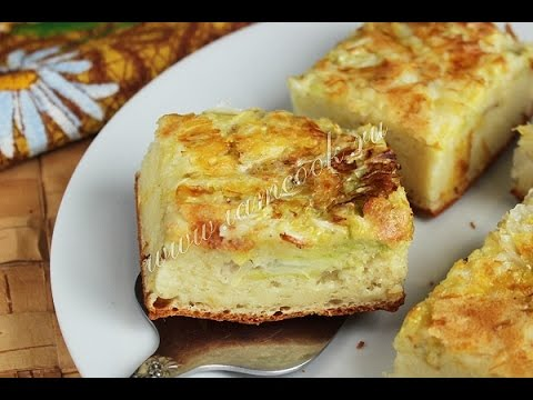 Заливной пирог с рецепт пошагово
