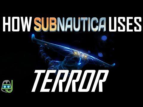 How Subnautica Uses TERROR