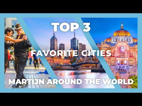 Travel Top 3 Coolest Cities in South America // Buenos Aires, Bogota, Santiago