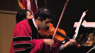 Nabeel Abboud Ashkar receives an Honorary Degree from Washington College