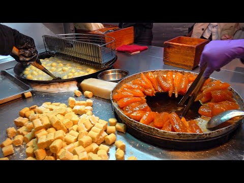 Taiwanese Street Food Fengjia Night Market 2021 / 逢甲夜市大合集