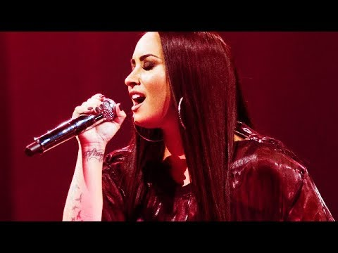 Demi Lovato - EXCELLENT Vocals 'Tour Highlights'! (Brooklyn: March 16th)