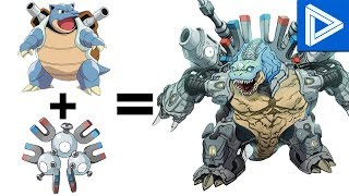 10 Pokemon Fusions You Wish Actually Existed