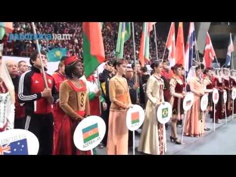 Молодежное первенство  по боксу в Ереване.flv