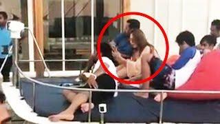 Salman Khan & Iulia Vantur's Romantic Moment At Maldives