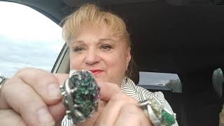 Мои ПОКУПОЧКИ из Дютика.Ереван...и покупка СЕРЕБРА!!!