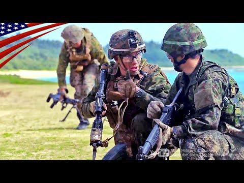 US-Japan Amphibious Forces Bilateral Small-Boat Raid Drills (31st MEU & ARDB)